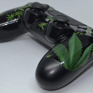 Weed Leaf PS4