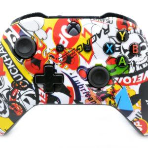 StickerBomb Xbox One S