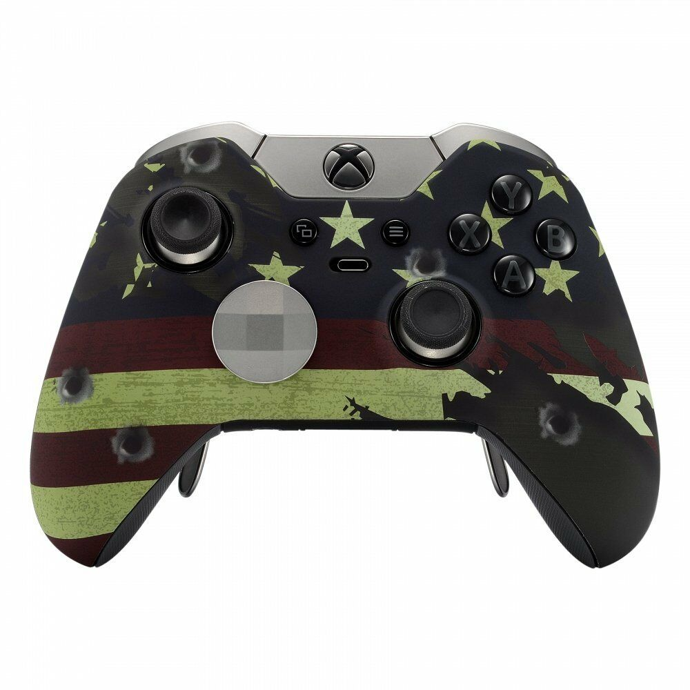 American Flag Xbox One Elite