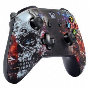 Skull Tiger Xbox One S