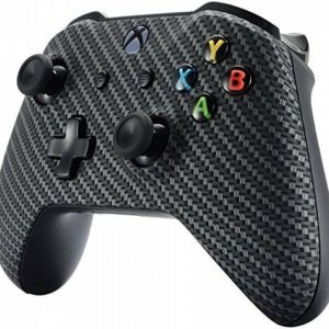 Black Carbon Fiber Xbox One S
