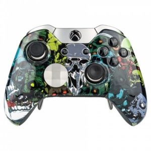 Skull Heads Xbox One Elite