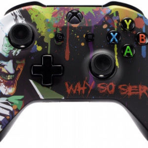 Why So Serious Xbox One S