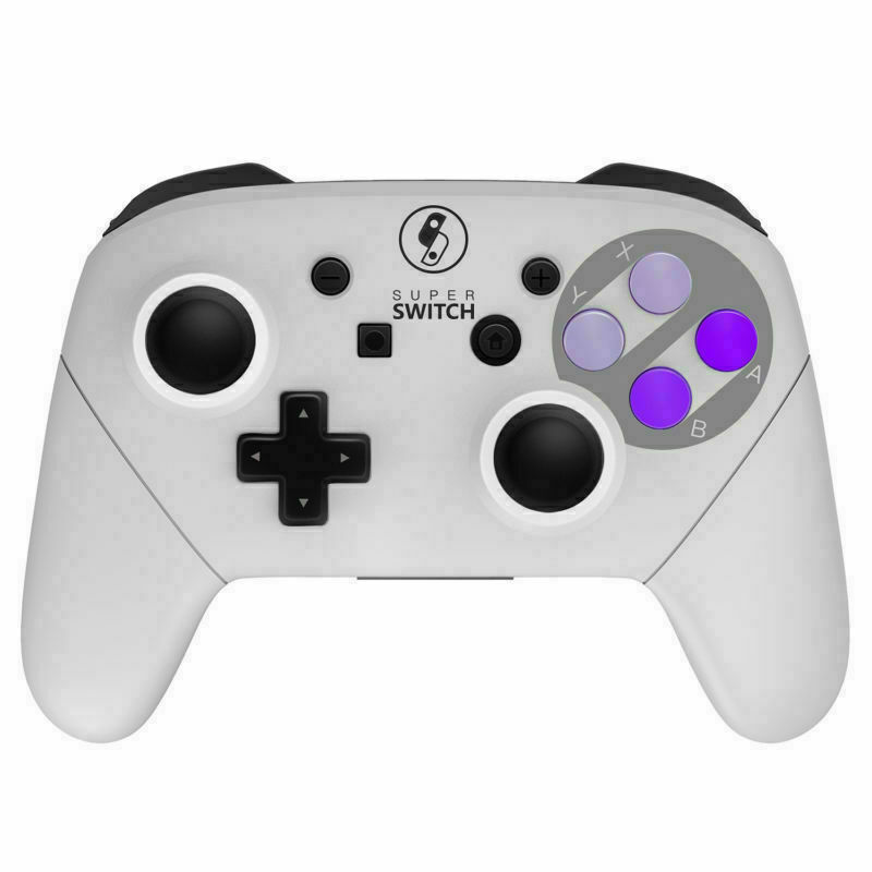 Nintendo Switch Pro Controller SNES Edition