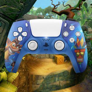 Crash Bandicoot Playstation 5 Controller