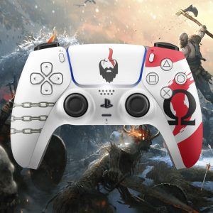 God Of War Playstation 5 Controller