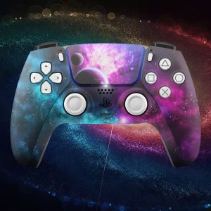 Galaxy Playstation 5 Controller