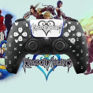 Kingdom Hearts Playstation 5 Controller