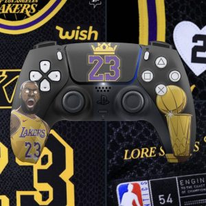Lakers Championship Playstation 5 Controller
