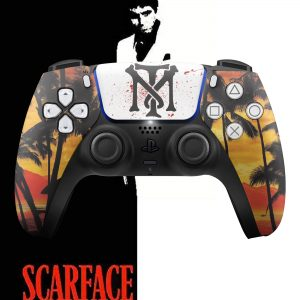 Scarface Playstation 5 Controller