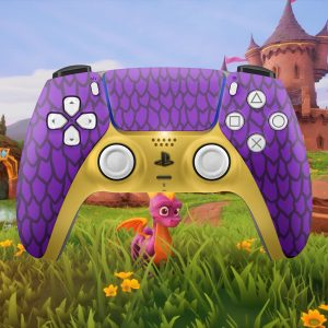 Spyro Playstation 5 Controller