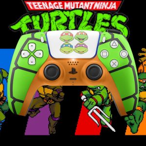 Teenage Mutant Ninja Turtles Playstation 5 Controller