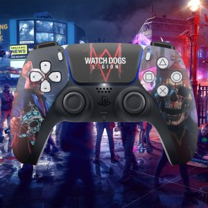Watch Dogs Legion Playstation 5 Controller